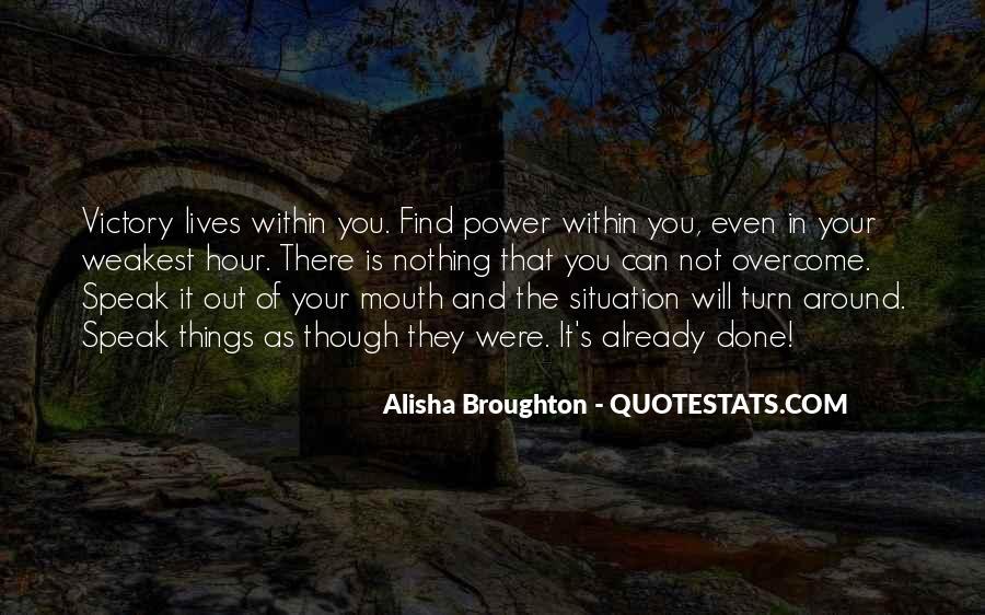 Weakest Quotes #429714