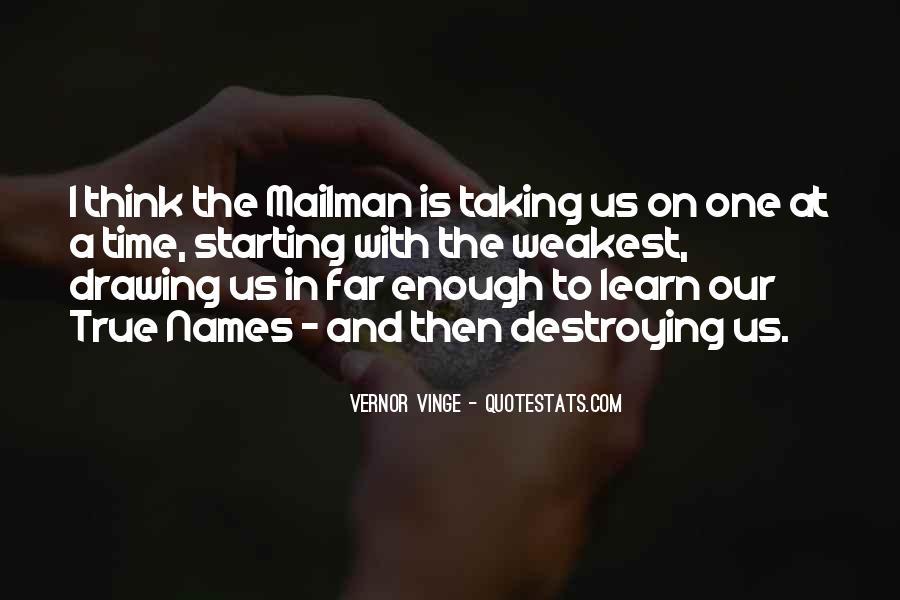 Weakest Quotes #446574