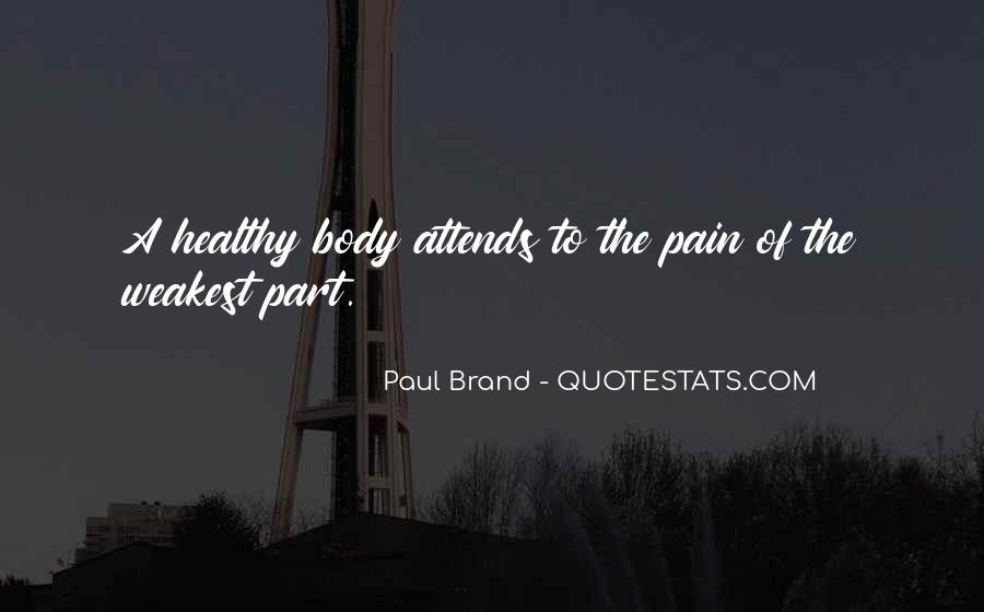 Weakest Quotes #490748