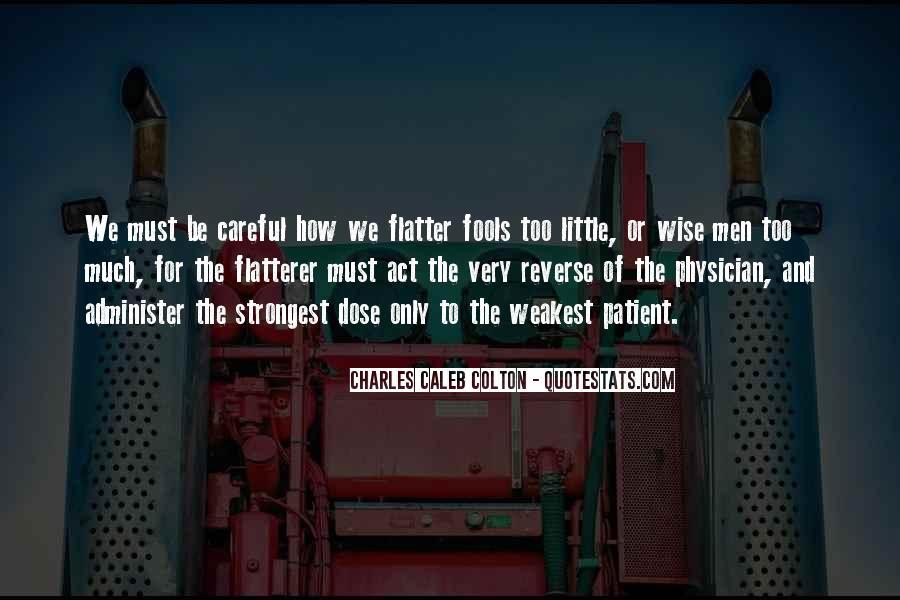 Weakest Quotes #521336