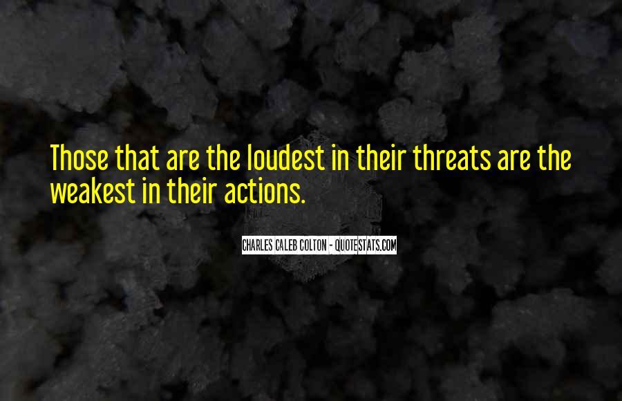 Weakest Quotes #528297