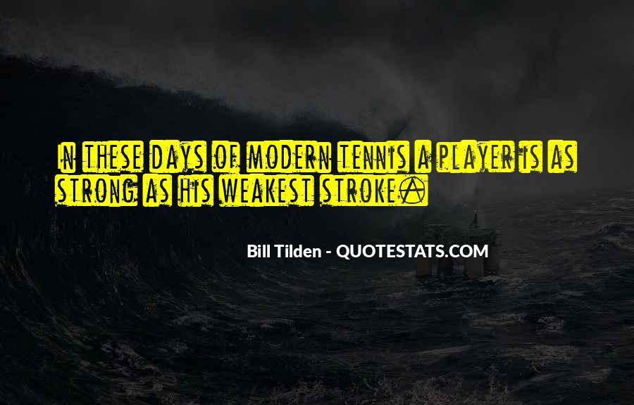 Weakest Quotes #53791
