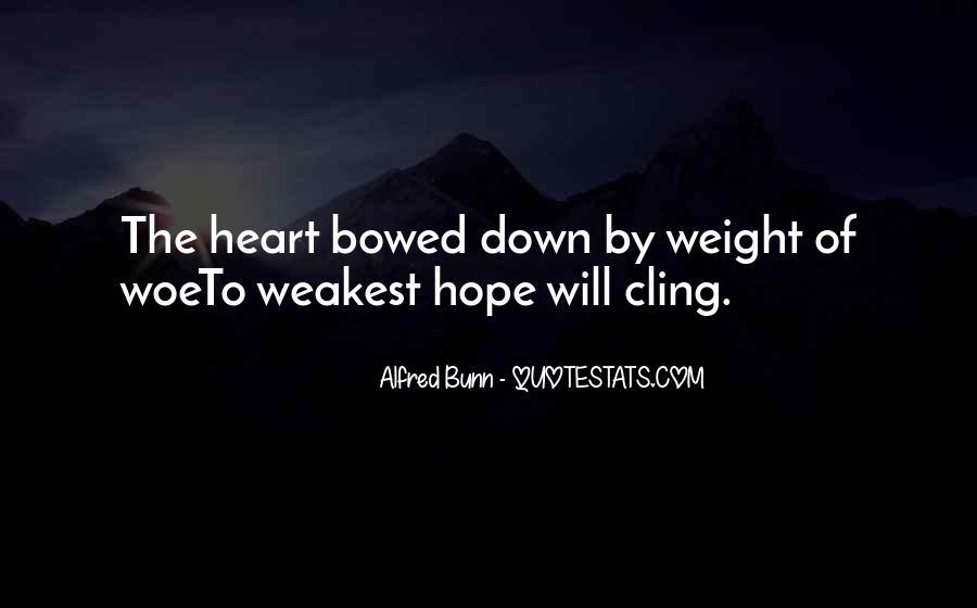 Weakest Quotes #547722