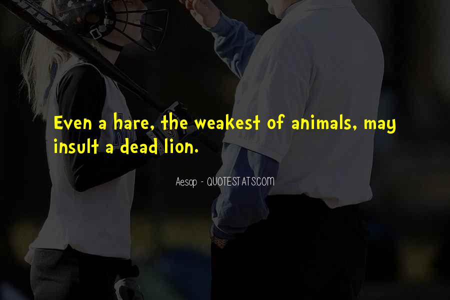 Weakest Quotes #5619