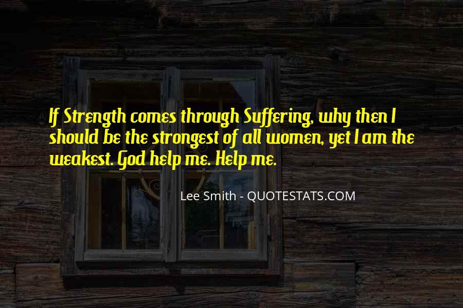 Weakest Quotes #61211