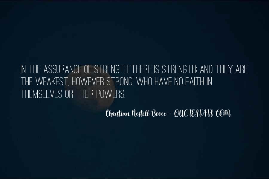Weakest Quotes #62412