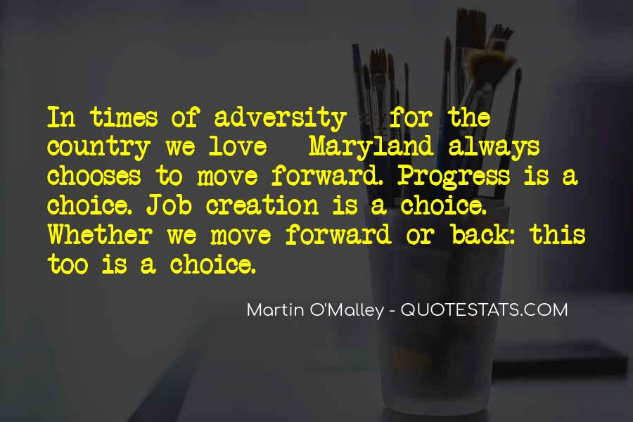 Quotes About Maryland #1008044
