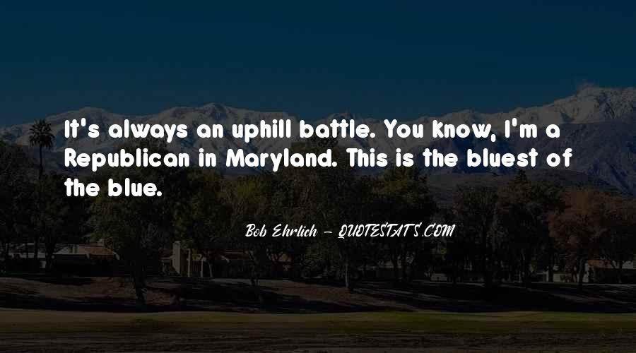 Quotes About Maryland #1249153