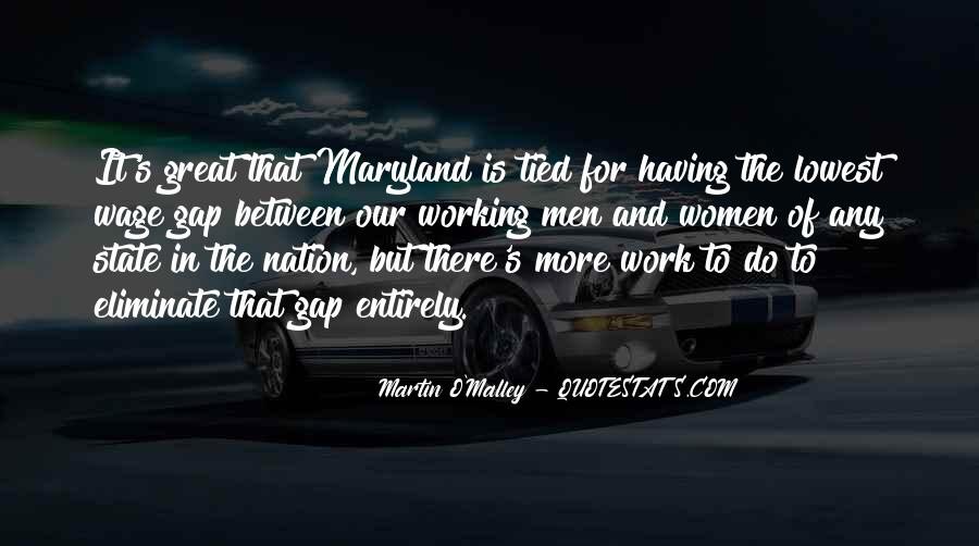 Quotes About Maryland #1470317