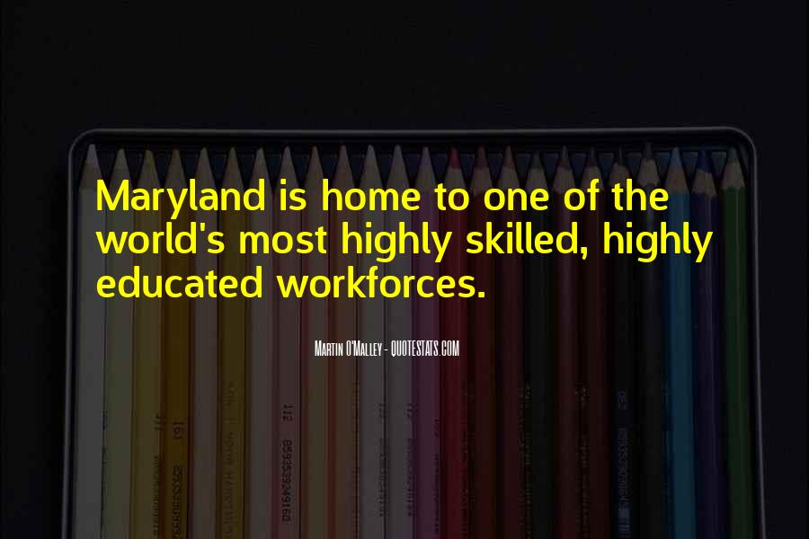 Quotes About Maryland #1783418