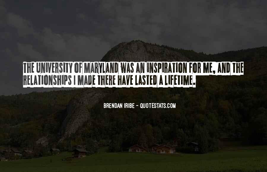 Quotes About Maryland #1853585