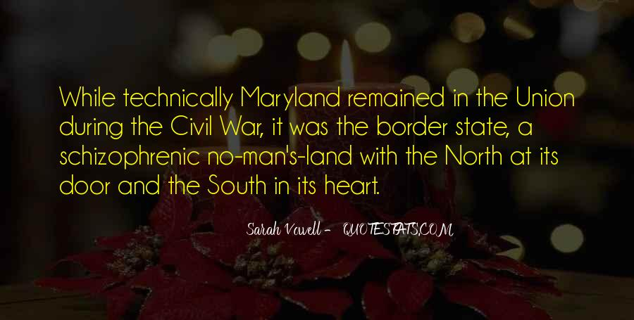 Quotes About Maryland #511264