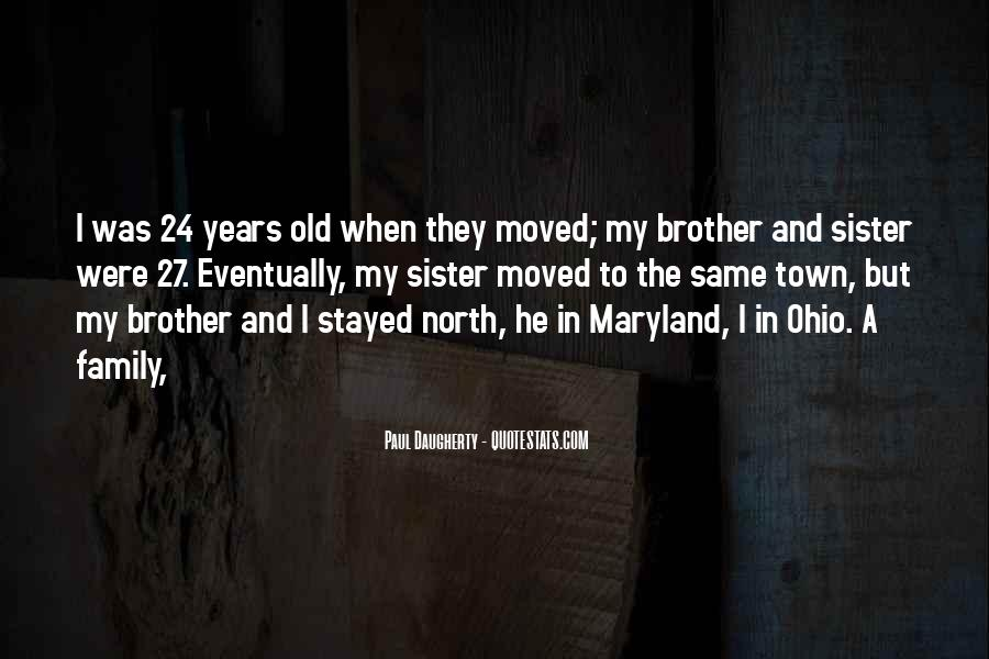Quotes About Maryland #669417