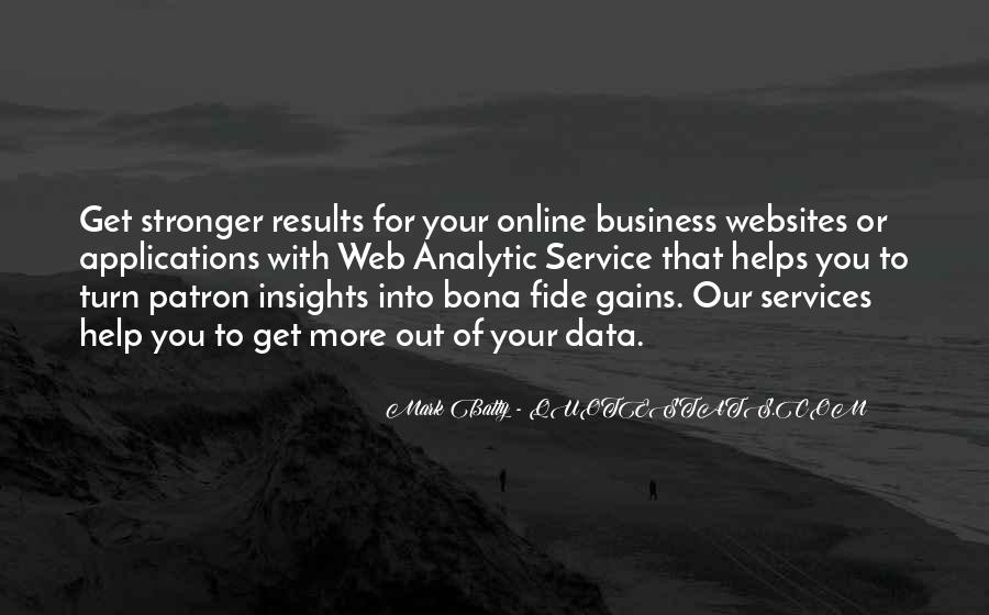 Web Services Quotes #1004702