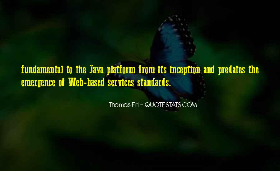 Web Services Quotes #1217169