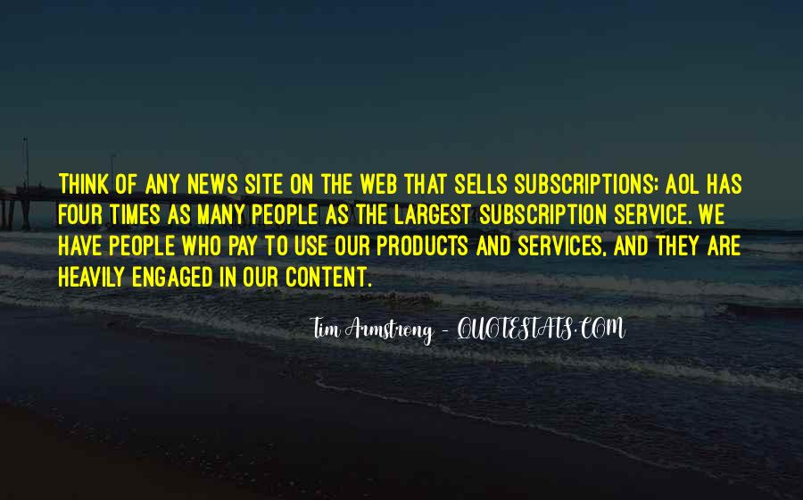 Web Services Quotes #1603389