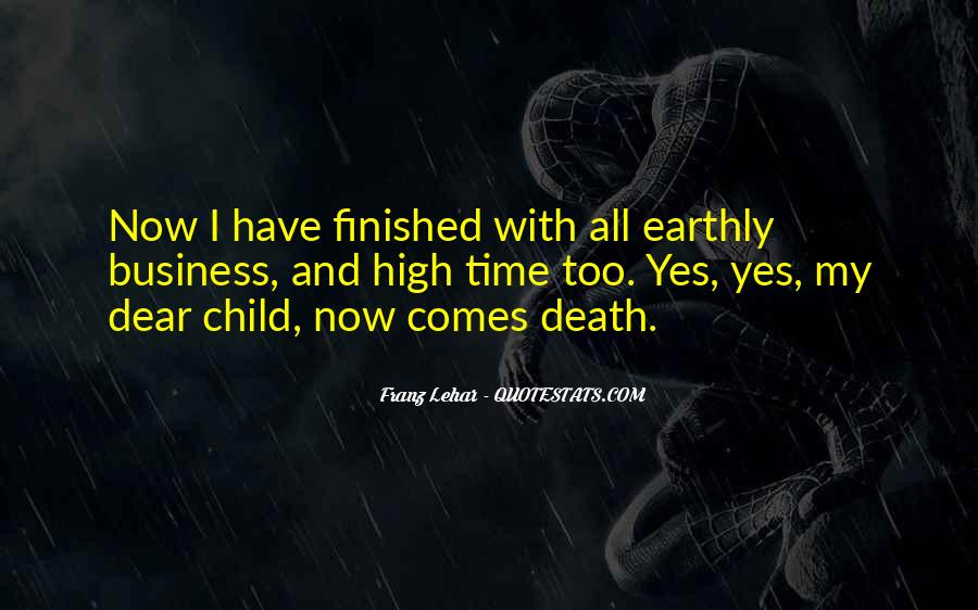 Quotes About Your Child Dying #635866