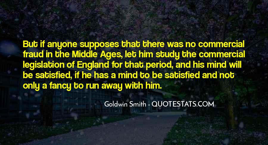 Quotes About Middle Ages #249480