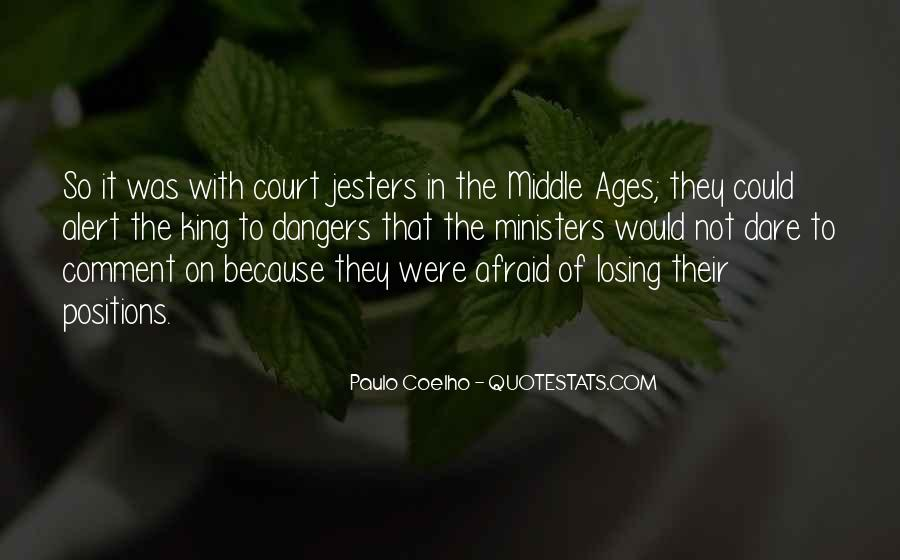 Quotes About Middle Ages #40505