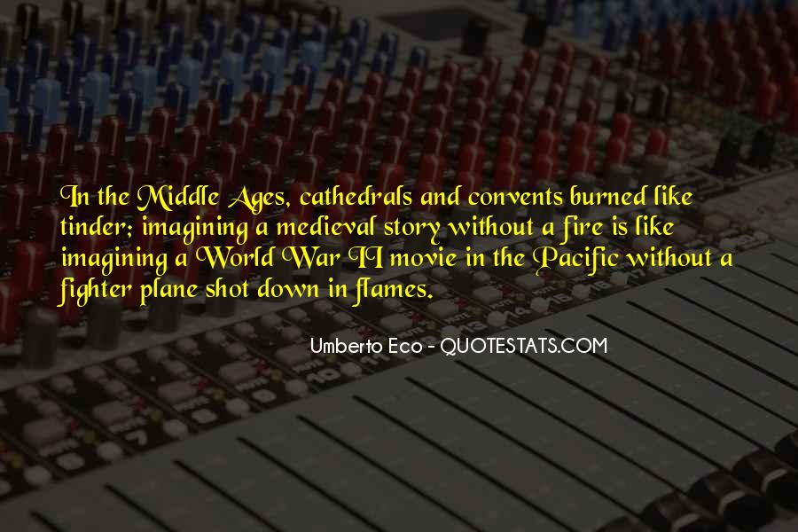 Quotes About Middle Ages #421786