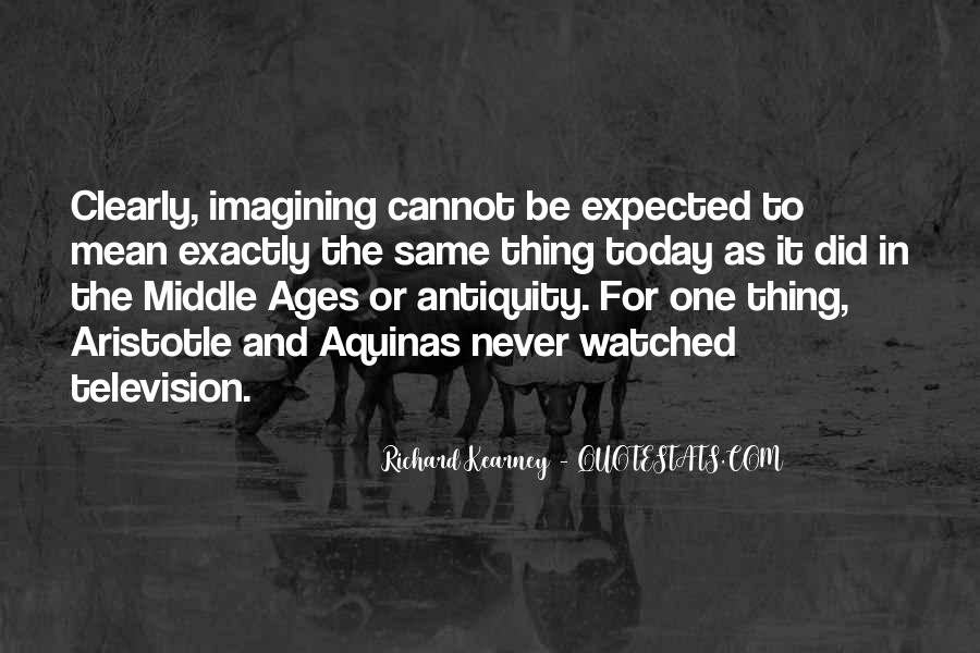 Quotes About Middle Ages #733609