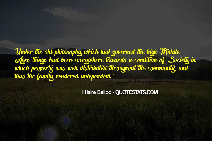 Quotes About Middle Ages #737952