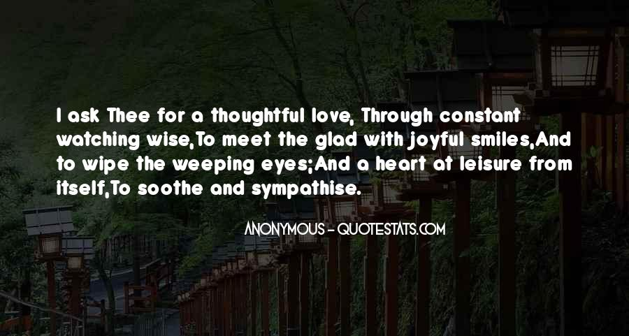 Weeping Love Quotes #1023630