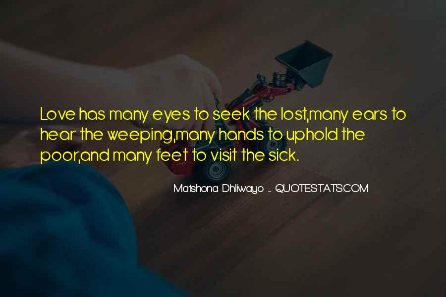 Weeping Love Quotes #1157901