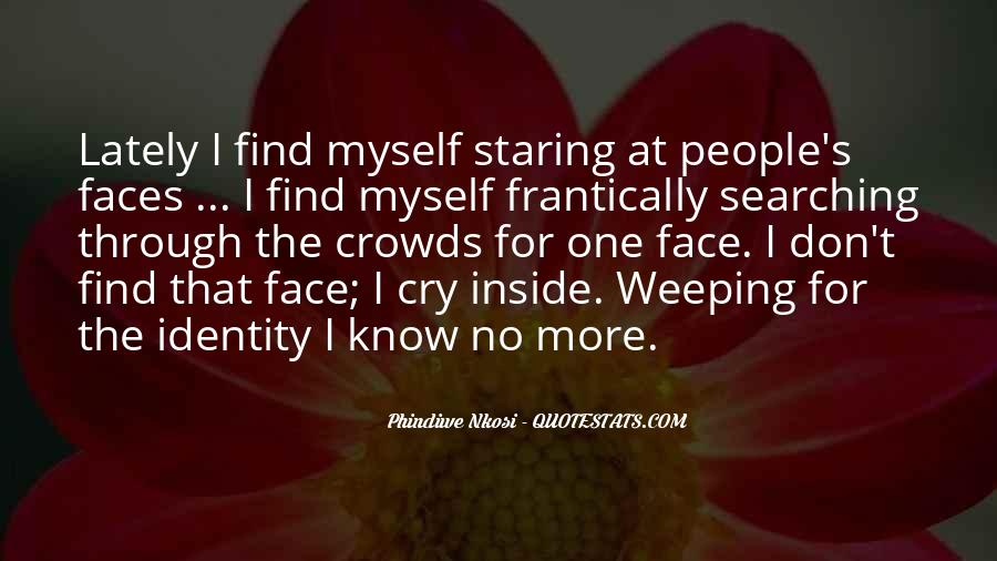 Weeping Love Quotes #1221002