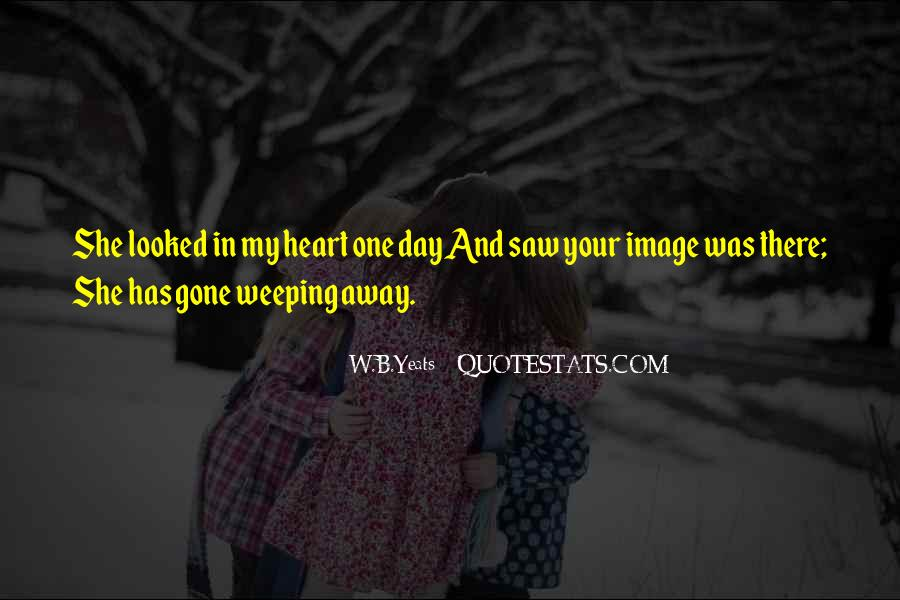 Weeping Love Quotes #1344707