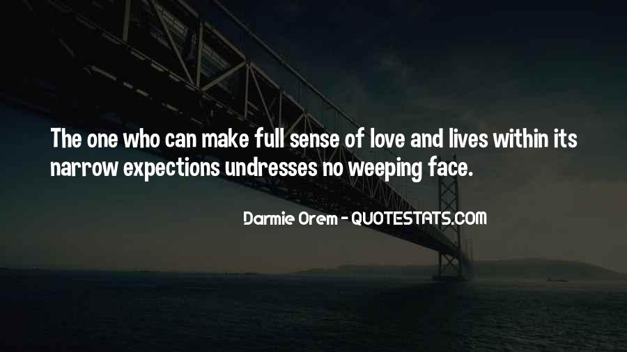 Weeping Love Quotes #1566736