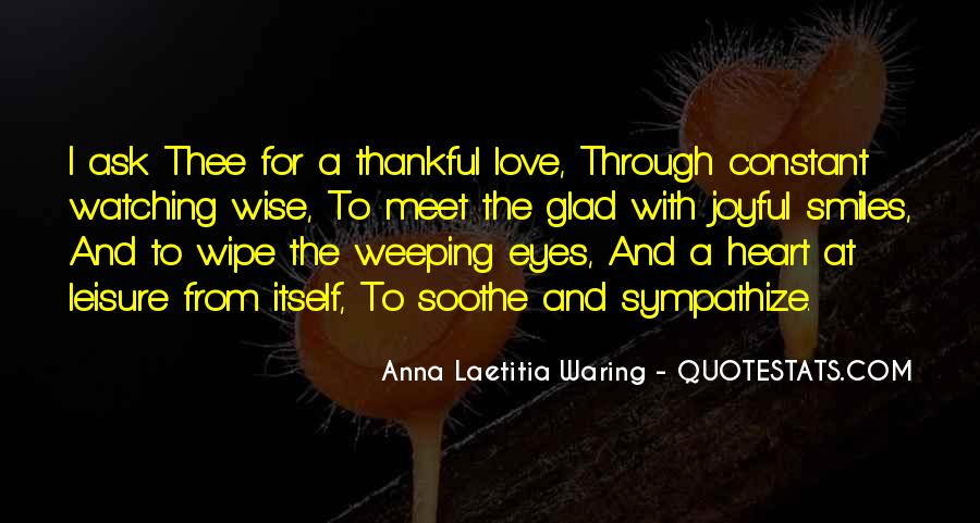 Weeping Love Quotes #1669797