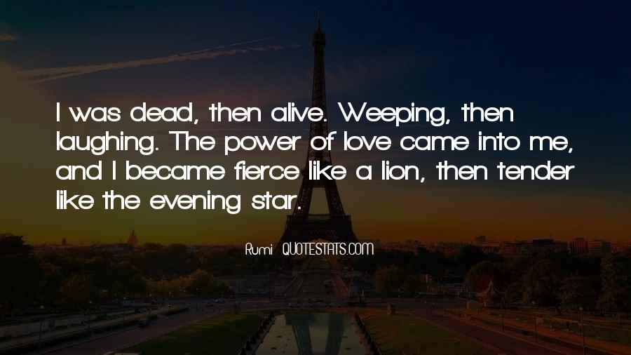 Weeping Love Quotes #838192