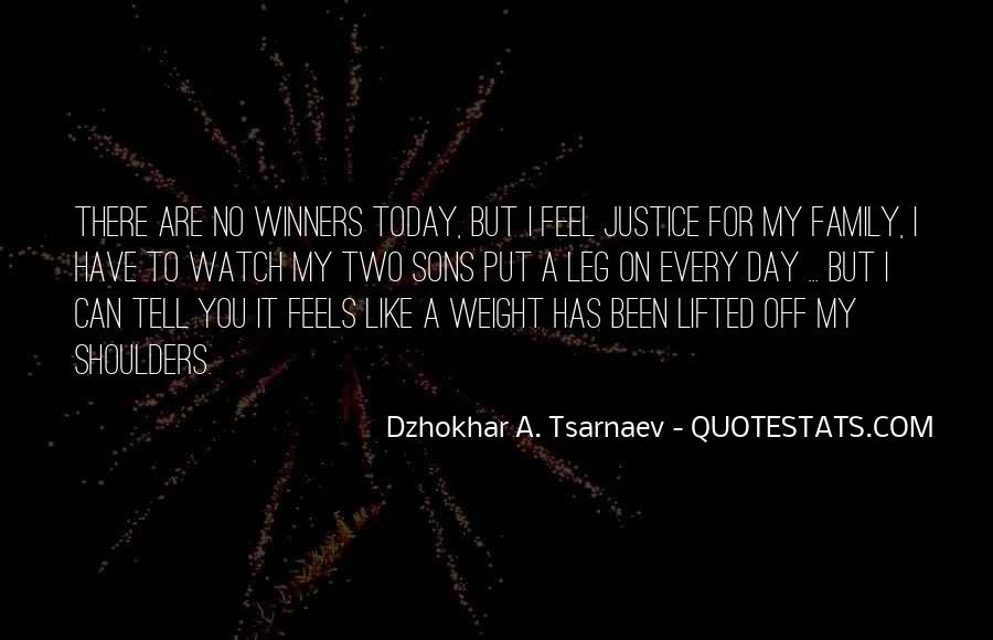 Weight On My Shoulders Quotes #1798567