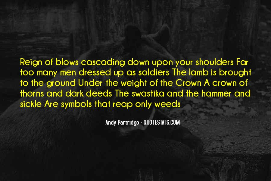 Weight On My Shoulders Quotes #221442