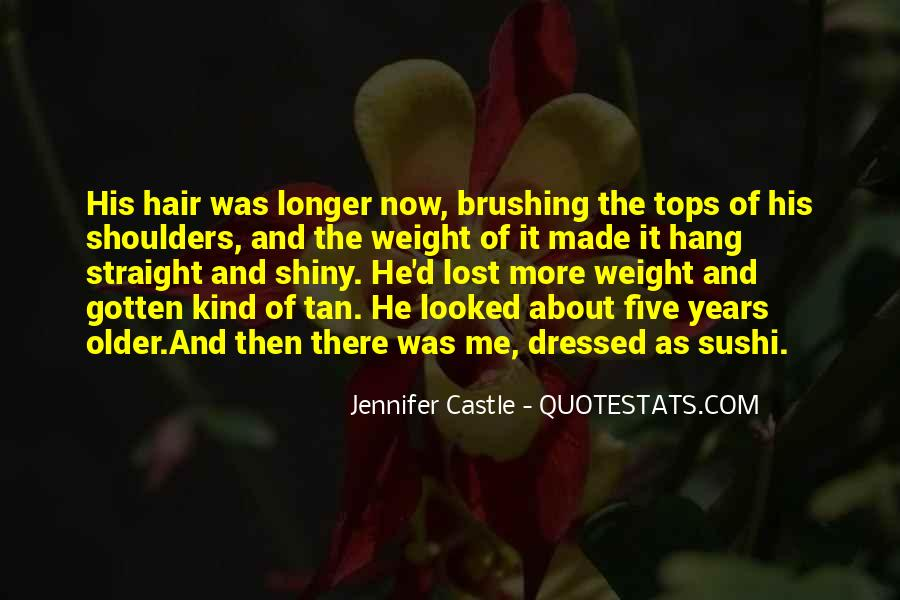Weight On My Shoulders Quotes #794892