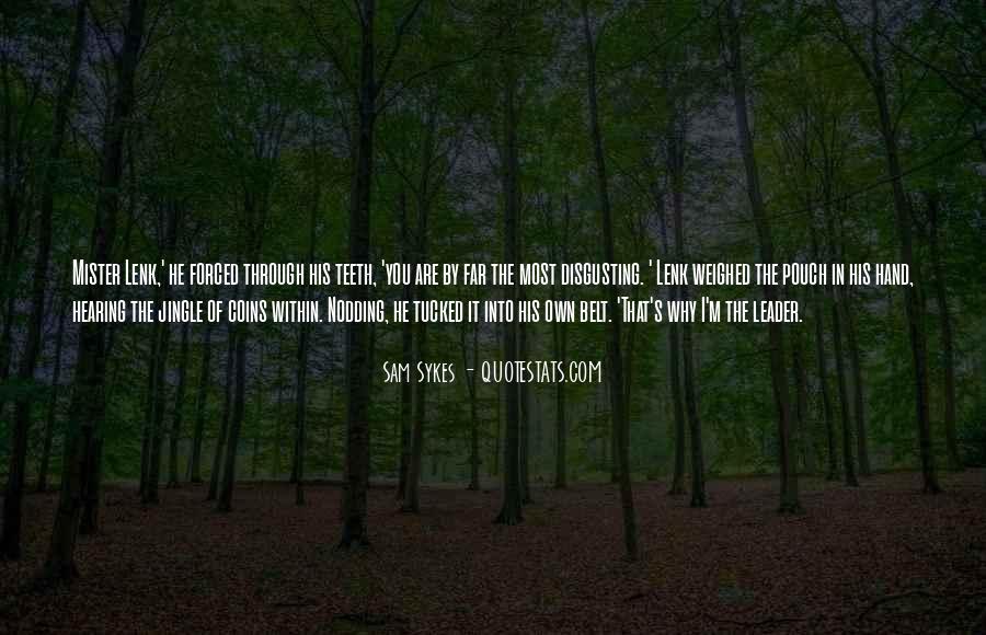 Weird Deuteronomy Quotes #729304