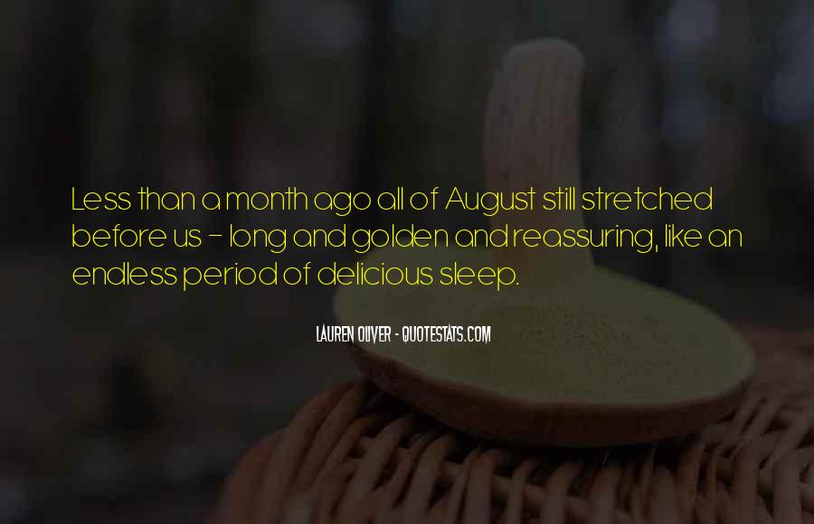Welcome August Month Quotes #1157338