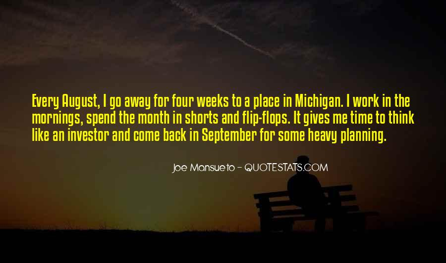 Welcome August Month Quotes #1486764