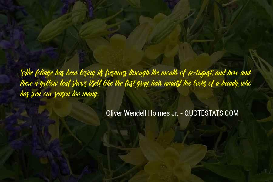 Welcome August Month Quotes #194594