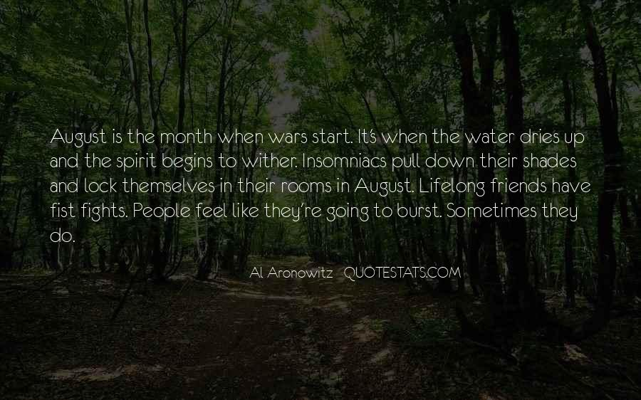 Welcome August Month Quotes #914133