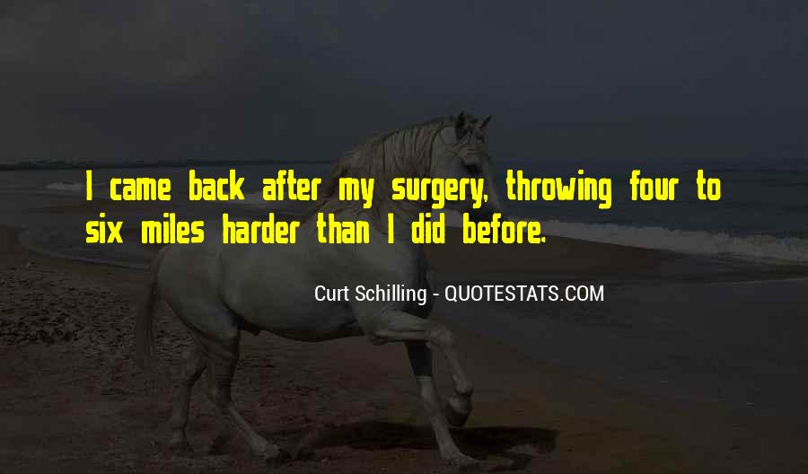 Welcome Back After Surgery Quotes #660922