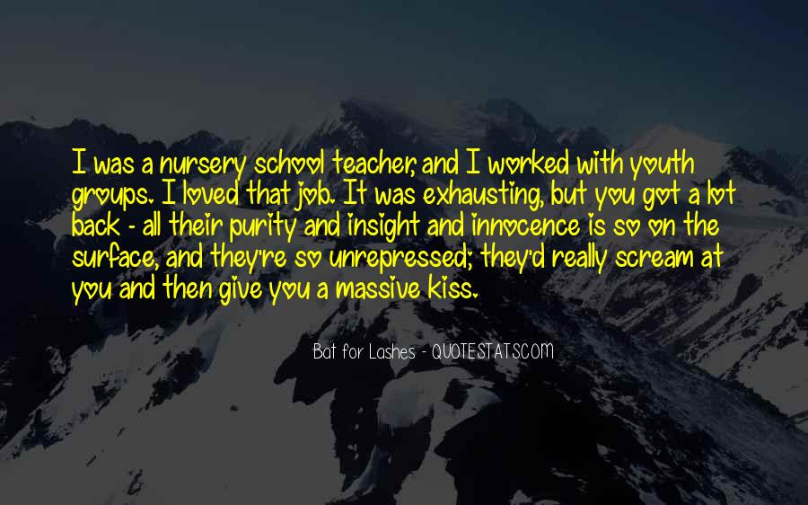 Welcome Back To School Teacher Quotes #1382772