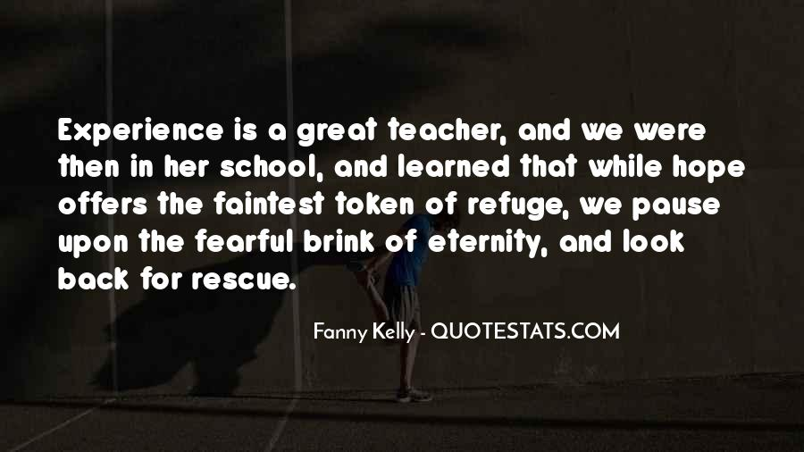 Welcome Back To School Teacher Quotes #1600717