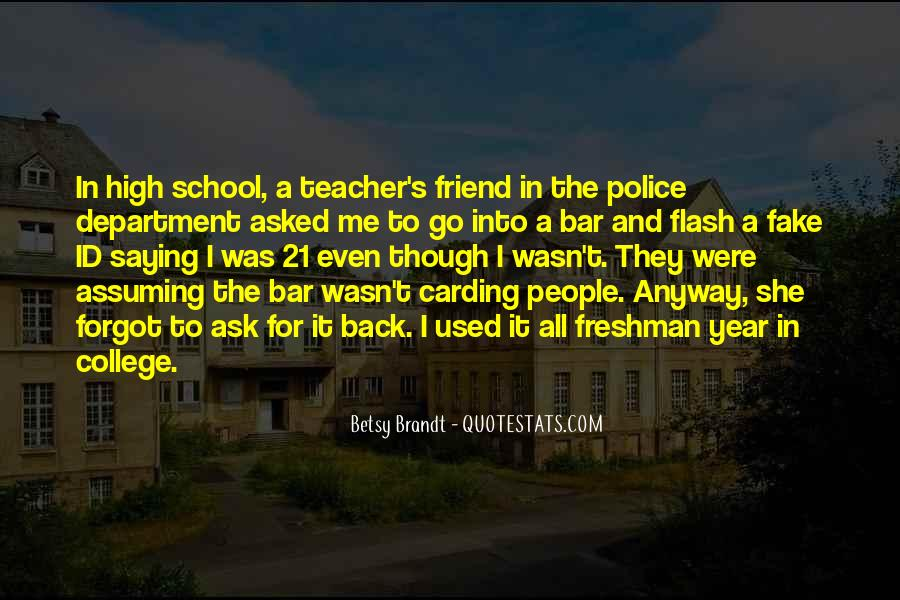 Welcome Back To School Teacher Quotes #160282