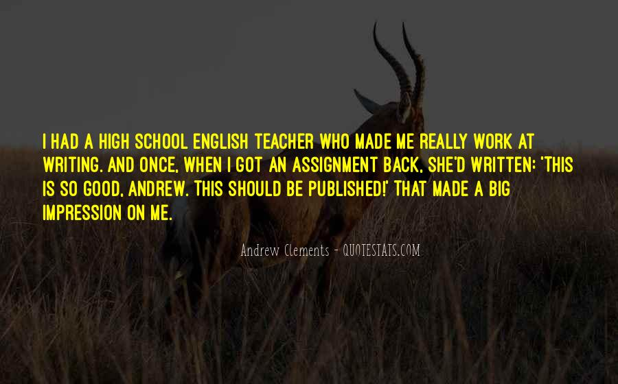 Welcome Back To School Teacher Quotes #388662