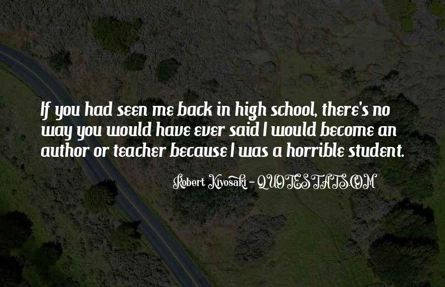Welcome Back To School Teacher Quotes #584035