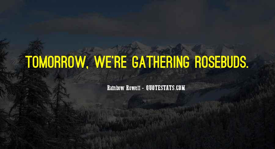 Welcome Gathering Quotes #48798