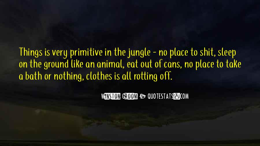 Welcome The Jungle Quotes #32064