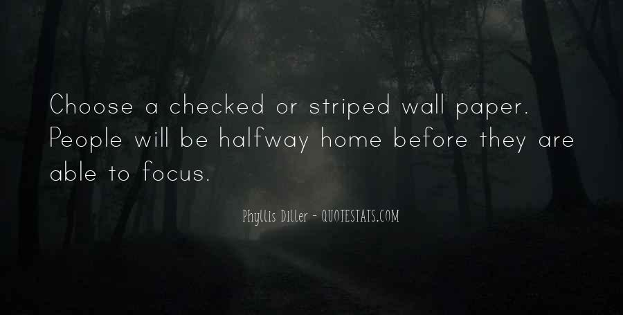 Welcome To Our Home Wall Quotes #244821